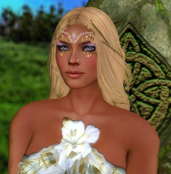 Maia Kyi'Ra in Second Life